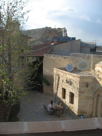 Cappadocia Palace: View from grounds