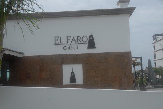 Grand Residences Riviera Cancun : El Faro Restaurant