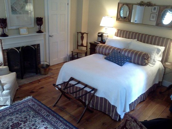 Green Acres Bed and Breakfast: Trade Room