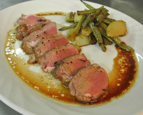 """Al Camino : """"Roast-Beef"""" di Agnello"""