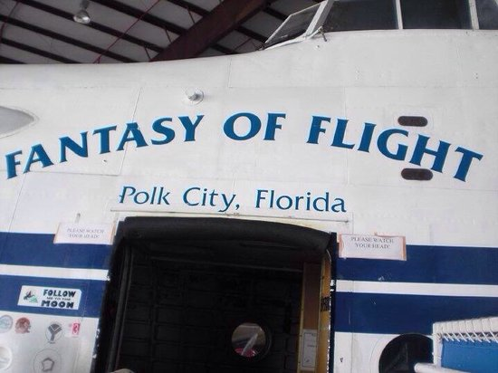Fantasy of Flight : 2010