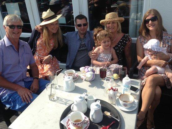 The Cumberland Hotel: Family birthday