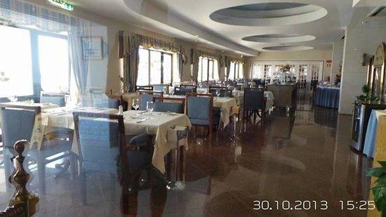 Hotel Apartamento Brisa Sol: The dining room
