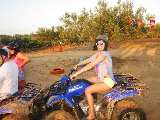 Sahara Beach Aquapark Resort : Quads