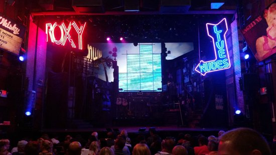 Rock of Ages : the stage