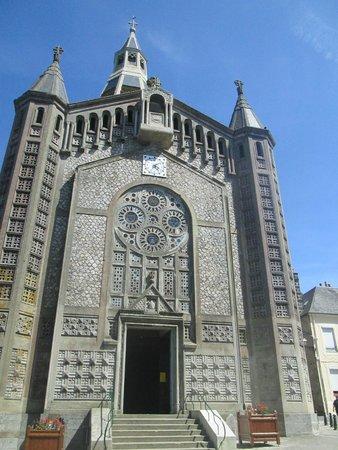 Chateau de Domfront : Church