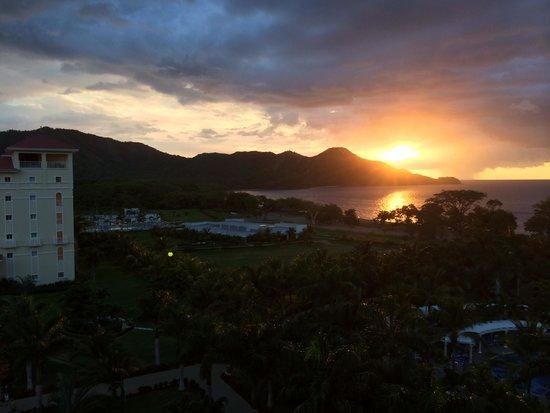Hotel Riu Guanacaste: Riu Guanacaste view from 5th floor