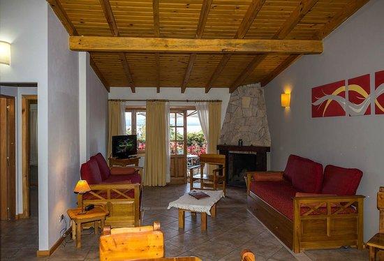 Lagos del Sur Apart & Suites: suite nahuel huapi