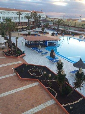 Globales Costa Tropical: Pool bar closed