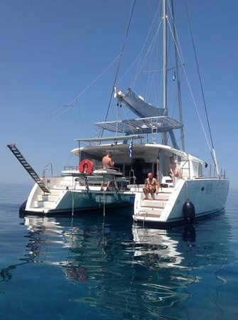 Kavas Yacht Charter : lagoon 450