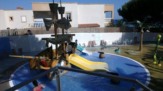 Intertur Hotel Miami Ibiza : Children's Pool play area