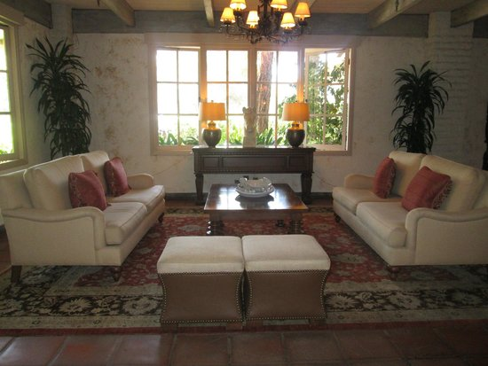 Rancho Bernardo Inn: in lobby
