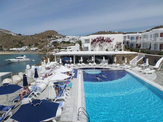 Petasos Beach Resort Spa Hotel Em Mikonos