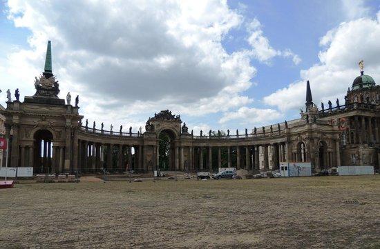 Potsdam's Gardens : Sanssouci Potsdam