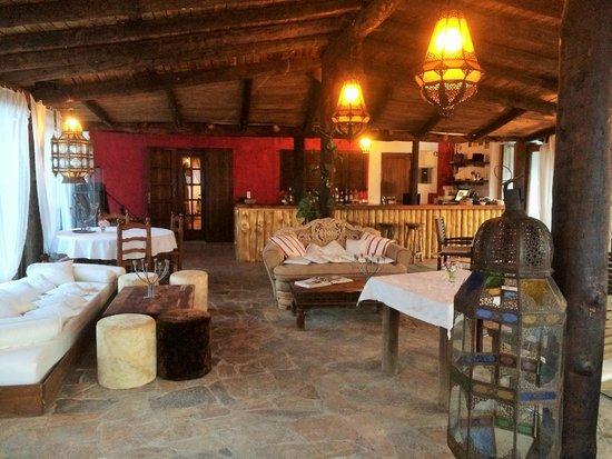 leMarquis Ibiza: Salón