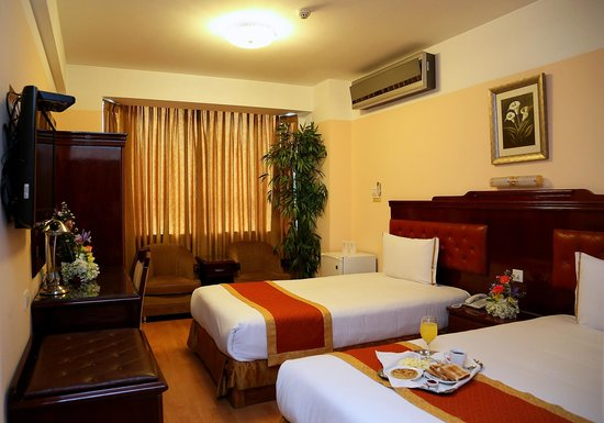 Hotel La Princesa: HABITACION DOBLE