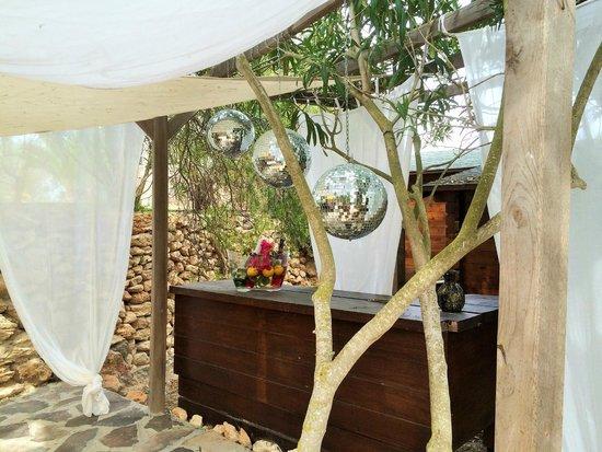 Le Marquis Ibiza: Zona Chill-out