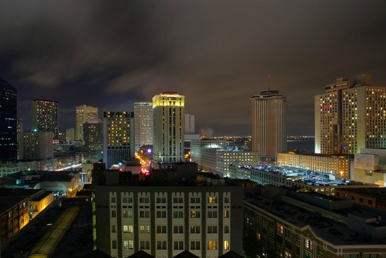 Embassy Suites by Hilton New Orleans Convention Center: Downtown View from Embassy Suites New Orleans