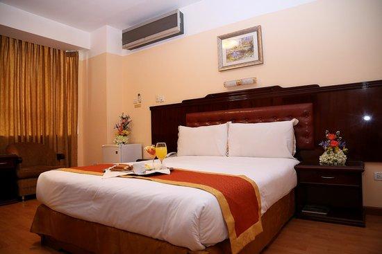 Hotel La Princesa: HABITACION MATRIMONIAL