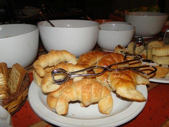 Hosteria La Casita: deliciosos folheados