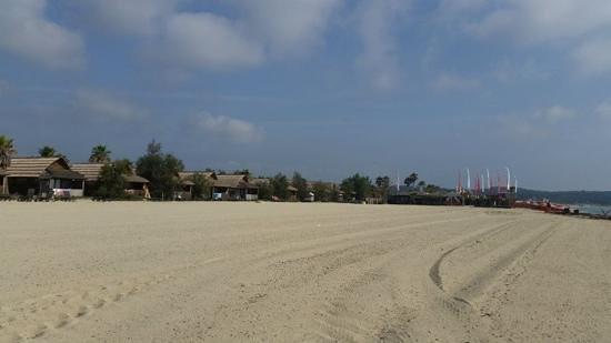 Kon Tiki Riviera Villages : plage