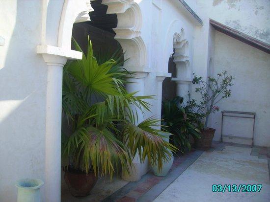 Baytil Ajaib: Penthouse suite patio