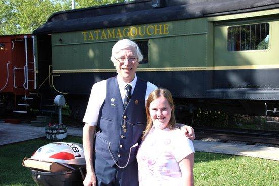 Train Station Inn: James, the owner.