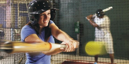 Adventure Zone: batting cages