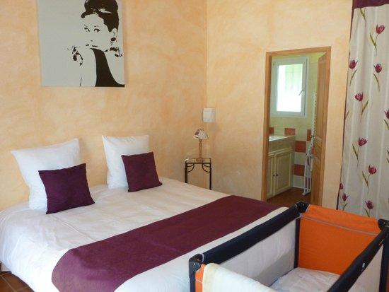 La Dryade : Nice room