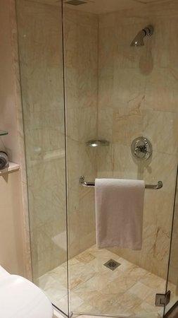 Four Seasons Hotel Sydney: Box doccia