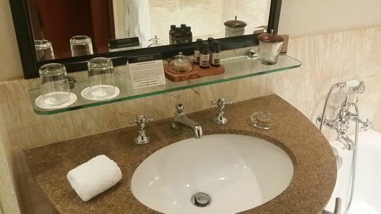 Four Seasons Hotel Sydney: bagno