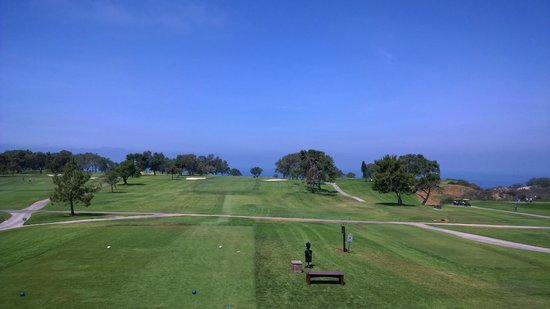 The Lodge at Torrey Pines : The Torrey Pines course