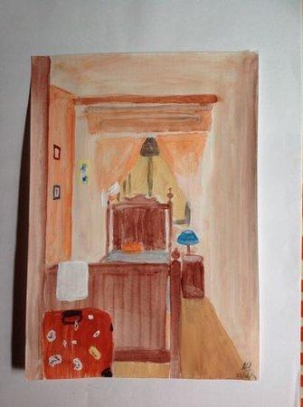 Pension Bicuar Residential: quarto doze (room 12) [by Anton Hontelez]
