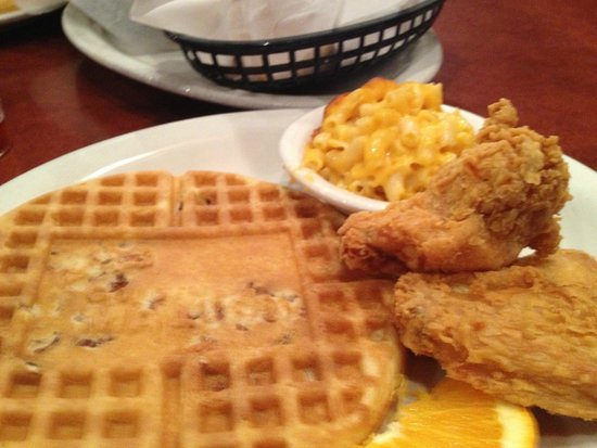 Gladys Knight's Chicken & Waffles Concepts : My Chicken and Waffle
