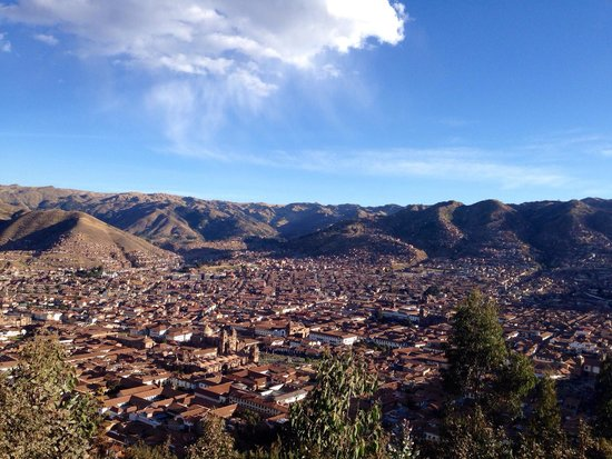 Cusco Local Friend: Greatest view of the city