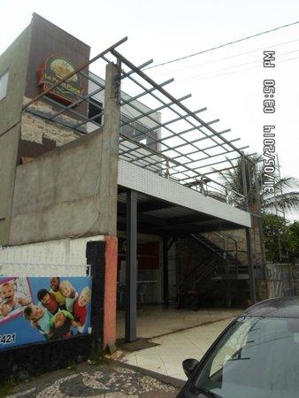 Feira de Santana, BA: Frente do La Pasta Place da Rua Adenil Falcão.