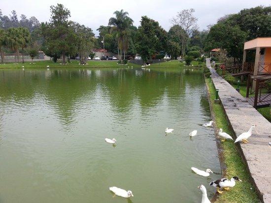 Pousada do Lago: lago