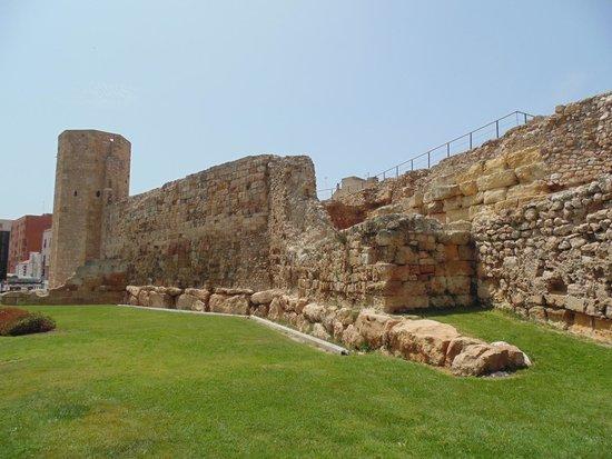 Murallas de Tarragona: murralhas de tarragona