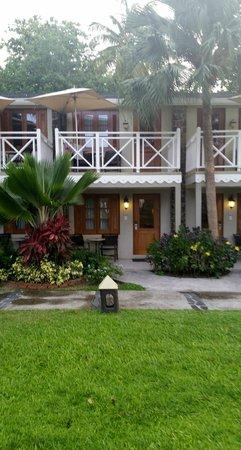 "Sandals Halcyon Beach Resort : pool area room 600""s"