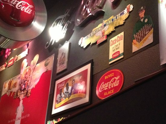 World of Coca-Cola: The wonderful world of coke