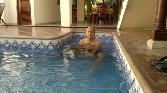 Hotel El Almirante: un poco de relax