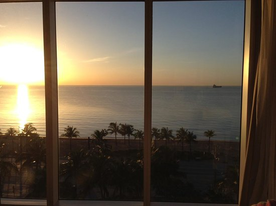 Sonesta Fort Lauderdale Beach: Room 917