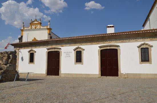 Pousada Convento de Evora: Pousada dos Loios - Évora