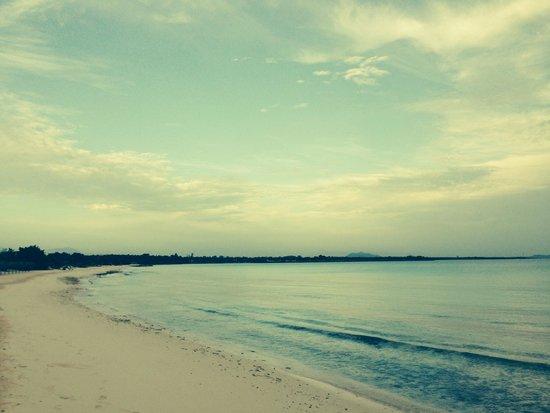 Hotel Playa Costa Verde: Early one morning