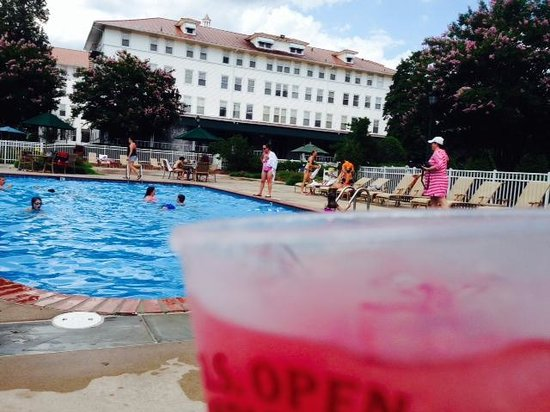The Carolina Hotel - Pinehurst Resort: pool