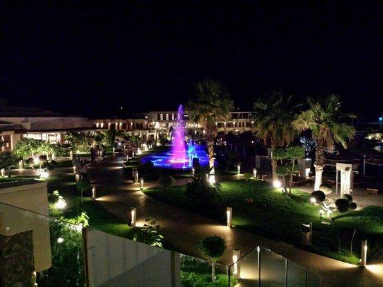 Coral Sea Sensatori - Sharm El Sheikh : Musical fountain show