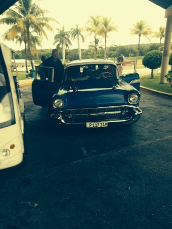 Hotel Playa Costa Verde: 50's car to holguin with vlad, amazing! If you need more details let me know!