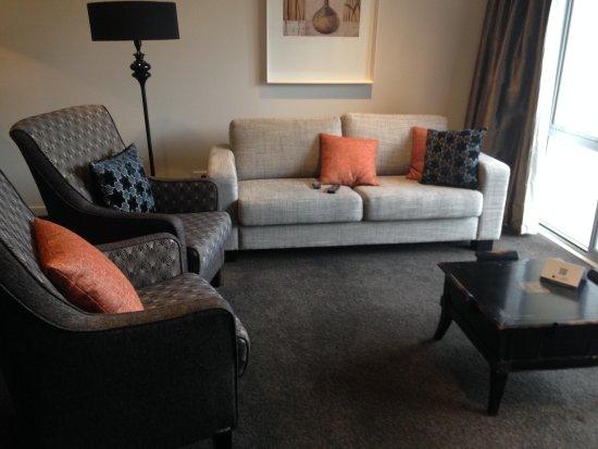 Clear Ridge Apartments : Lounge