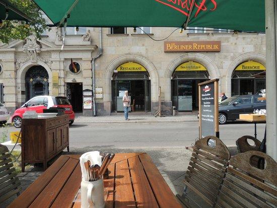Die Berliner Republik - Brokers Bierbörse: Berliner Rupublik