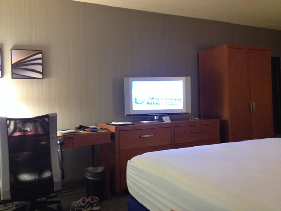 Courtyard by Marriott, Montvale: View of the room